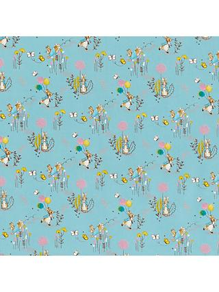 Peter Rabbit Print Fabric