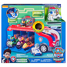 Buy Paw Patrol Mission Paw Cruiser Online at johnlewis.com