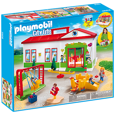 Playmobil City Life Nursery School