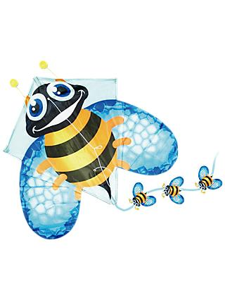 TKC Pop Up Bee Diamond Kite
