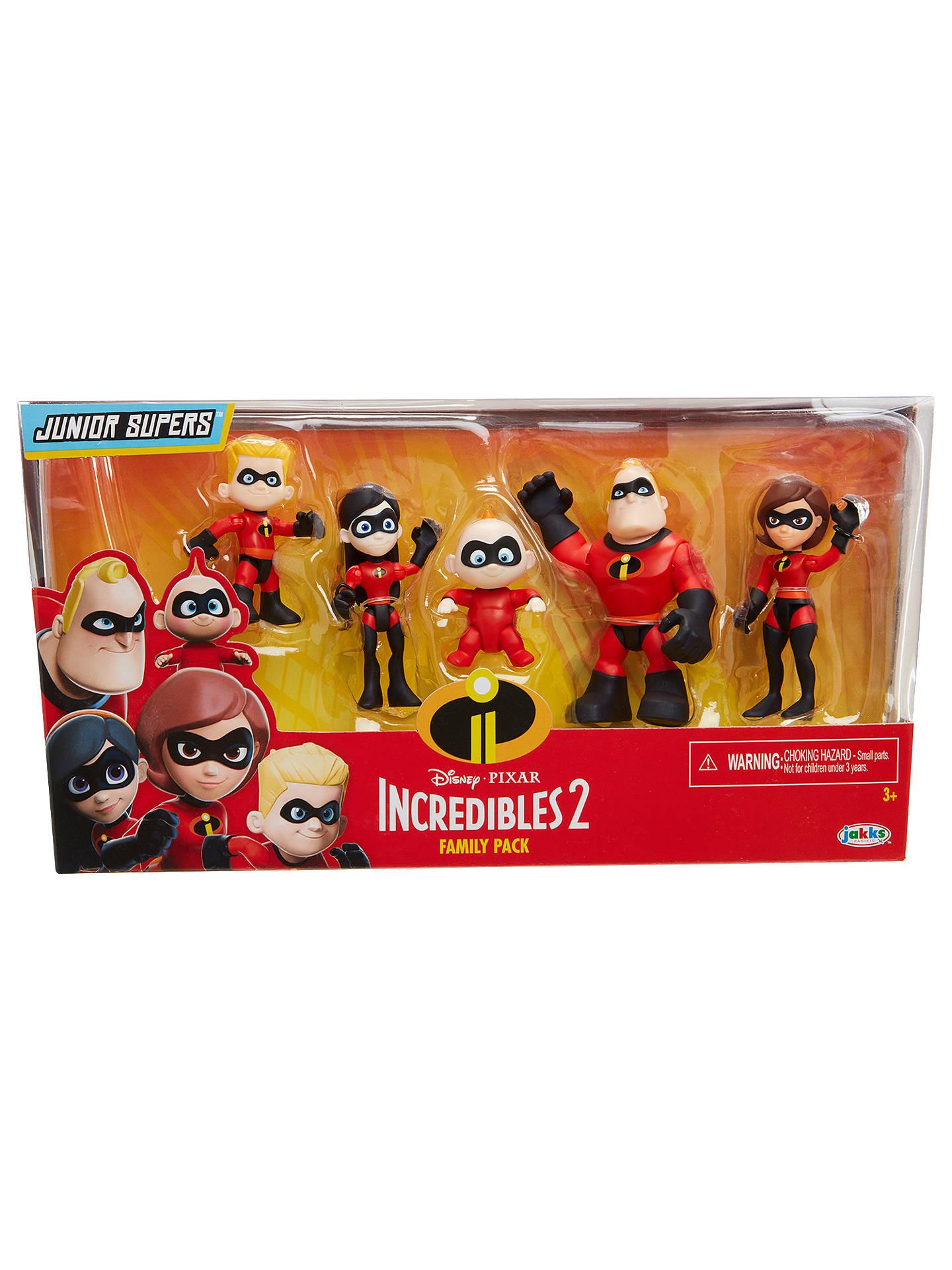 BuyDisney Pixar The Incredibles 2 Family Pack Online at johnlewis.com ... 2b102de8a62ba