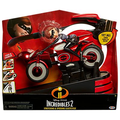 Disney Pixar The Incredibles 2 Stretching & Speeding Elasticycle