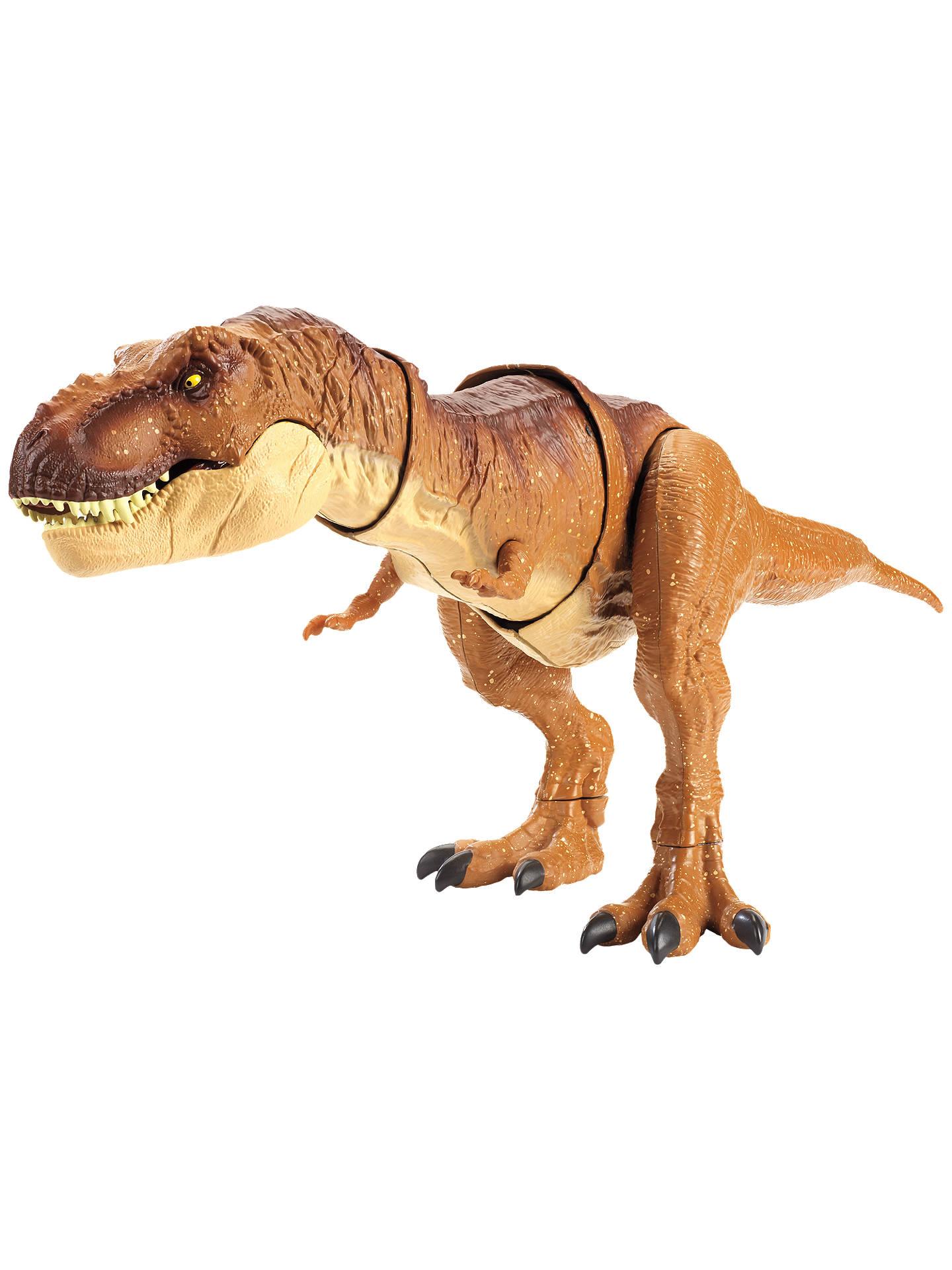 425b16ae9848 Buy Jurassic World Thrash N Throw T-Rex Online at johnlewis.com ...
