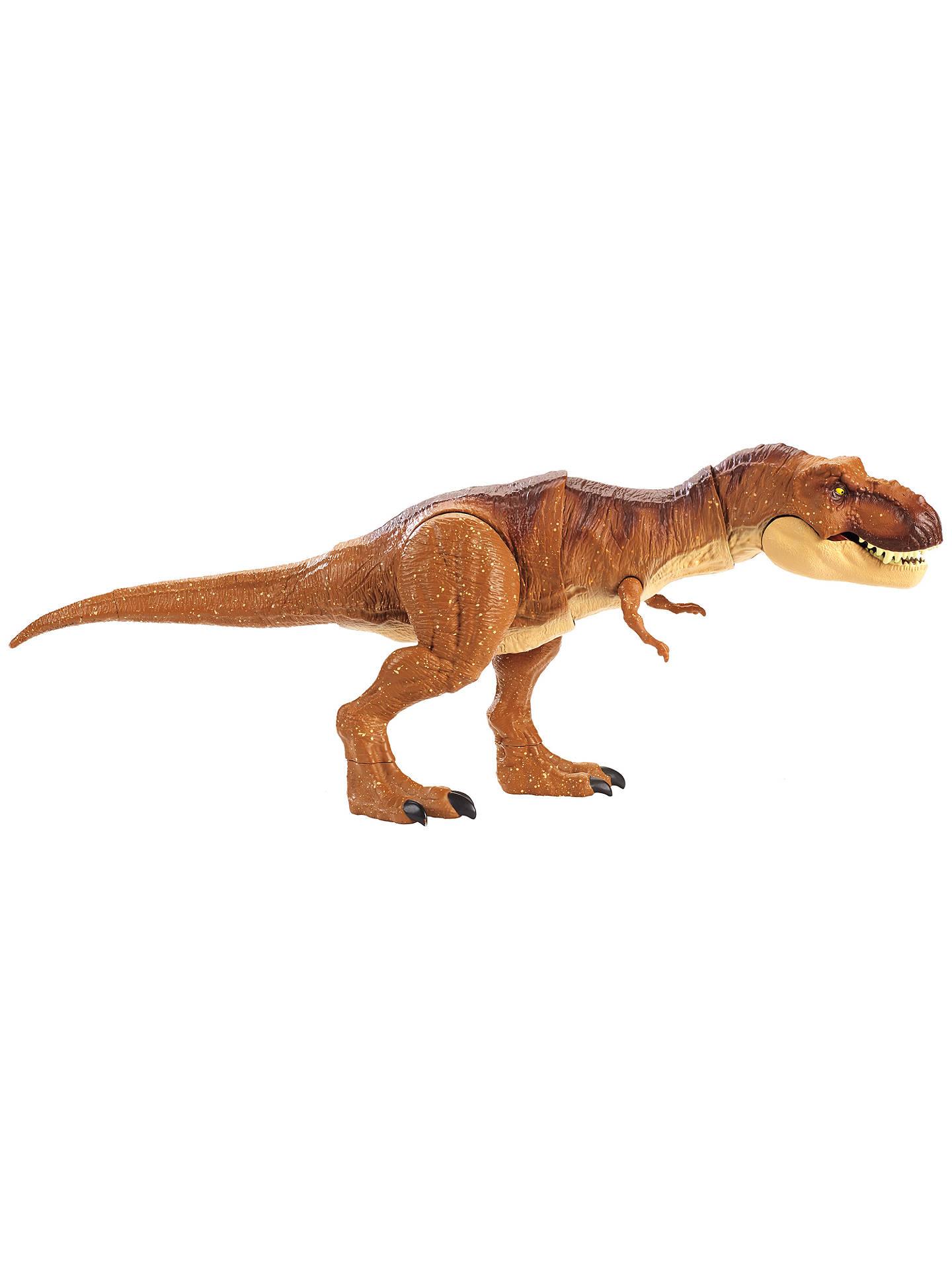 d048b5ca90d5 ... Buy Jurassic World Thrash N Throw T-Rex Online at johnlewis.com ...