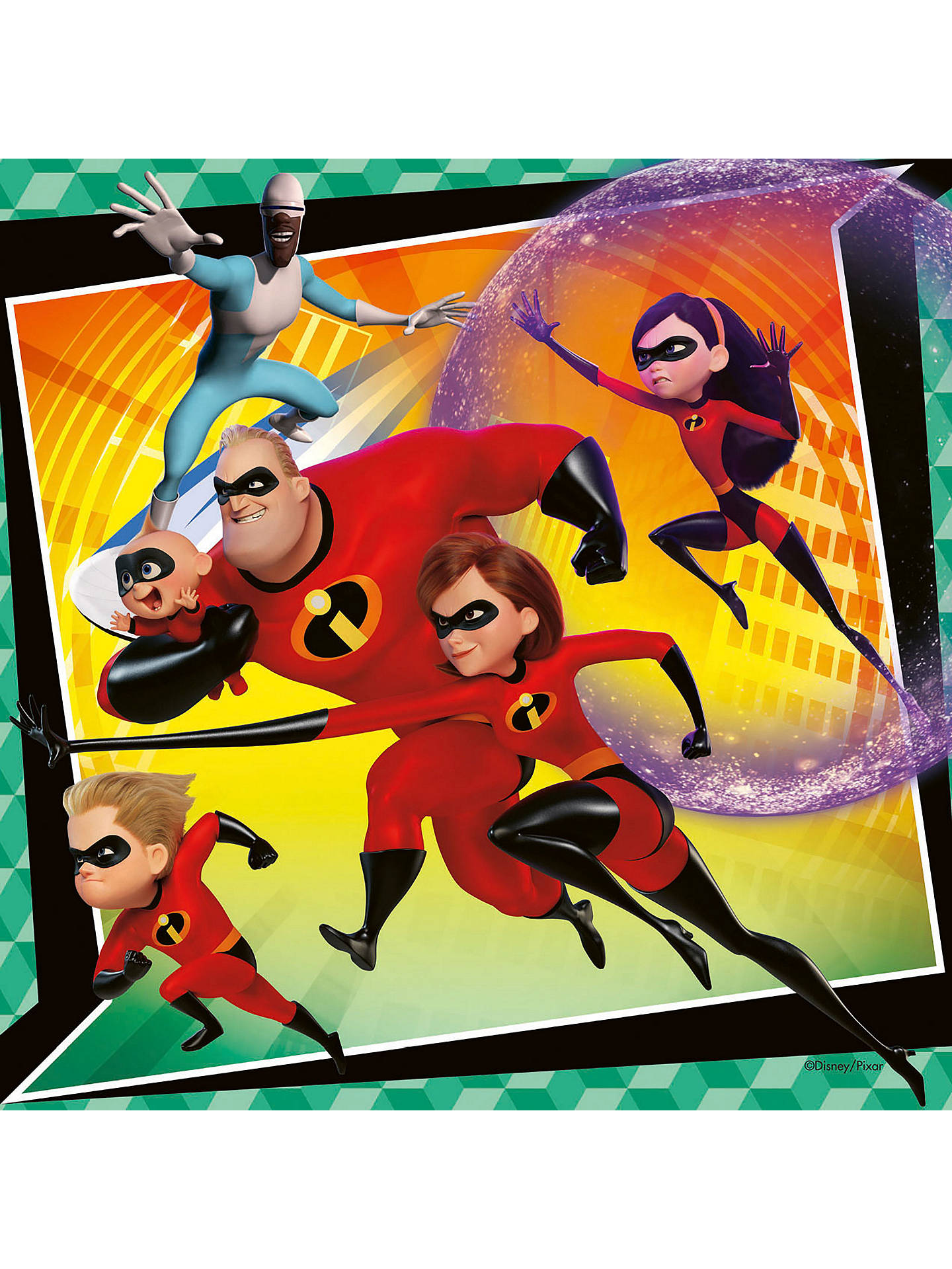 BuyRavensburger Incredibles 2 Jigsaw Puzzles Set, 3x49 Pieces Online at johnlewis.com