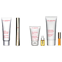Buy Clarins Beauty Flash Balm and Wonder Perfect Mascara with Gift Online at johnlewis.com