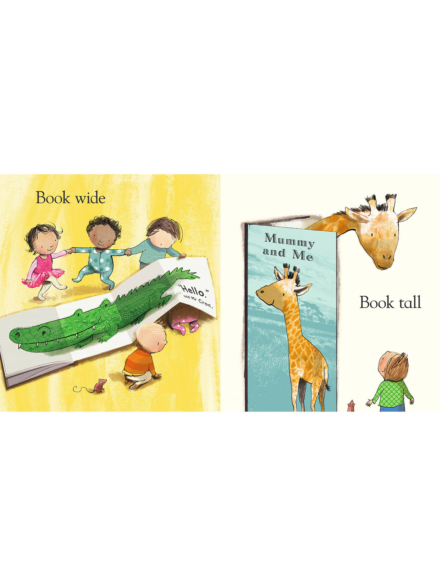 Buy Books Always Everywhere Children's Board Book Online at johnlewis.com