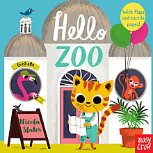 Buy Hello Zoo Children's Board Book Online at johnlewis.com