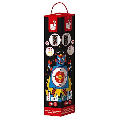 Janod Magnetic Darts Game