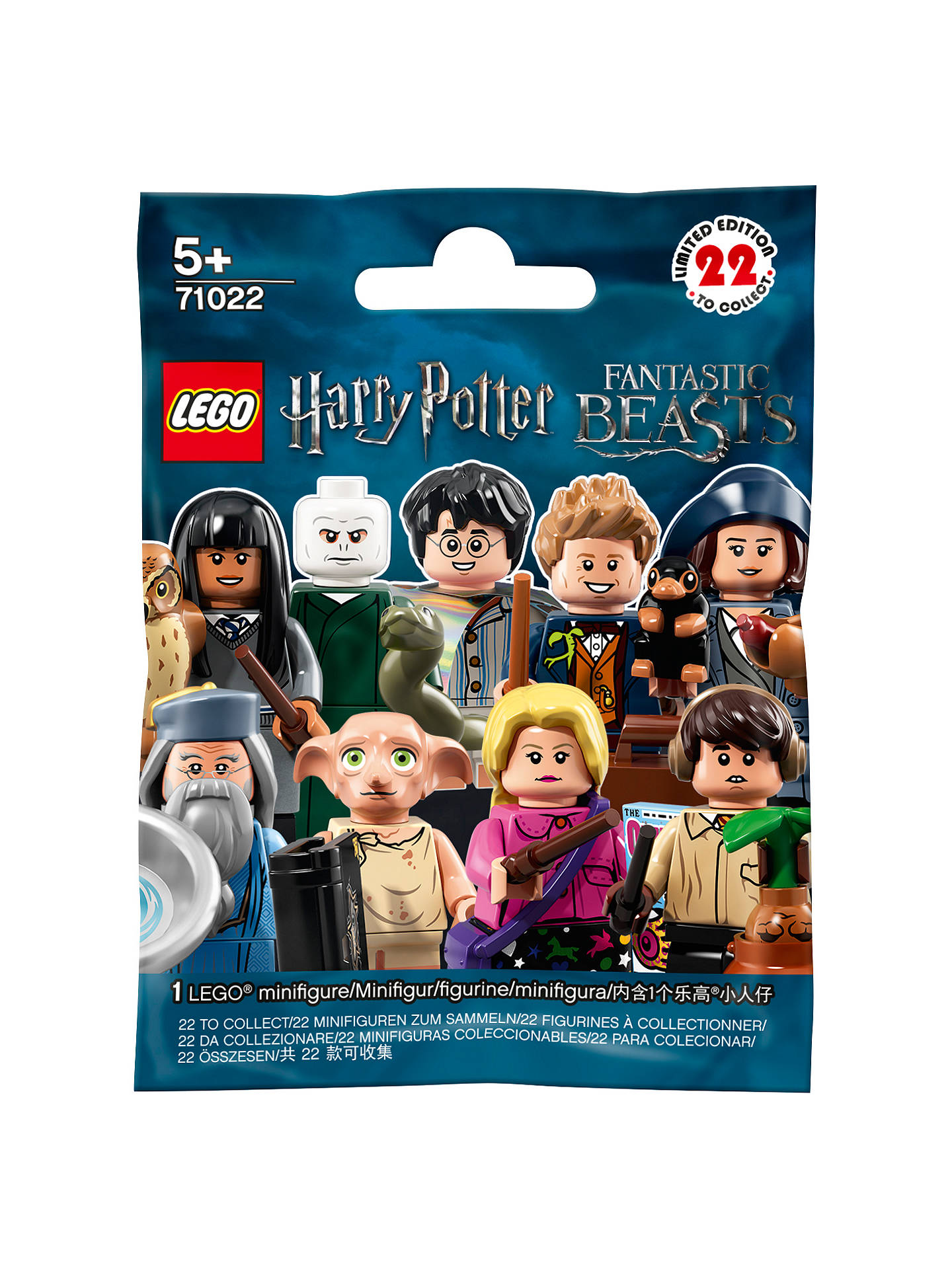 BuyLEGO Harry Potter Fantastic Beasts 71022 Minifigure Online at johnlewis.com