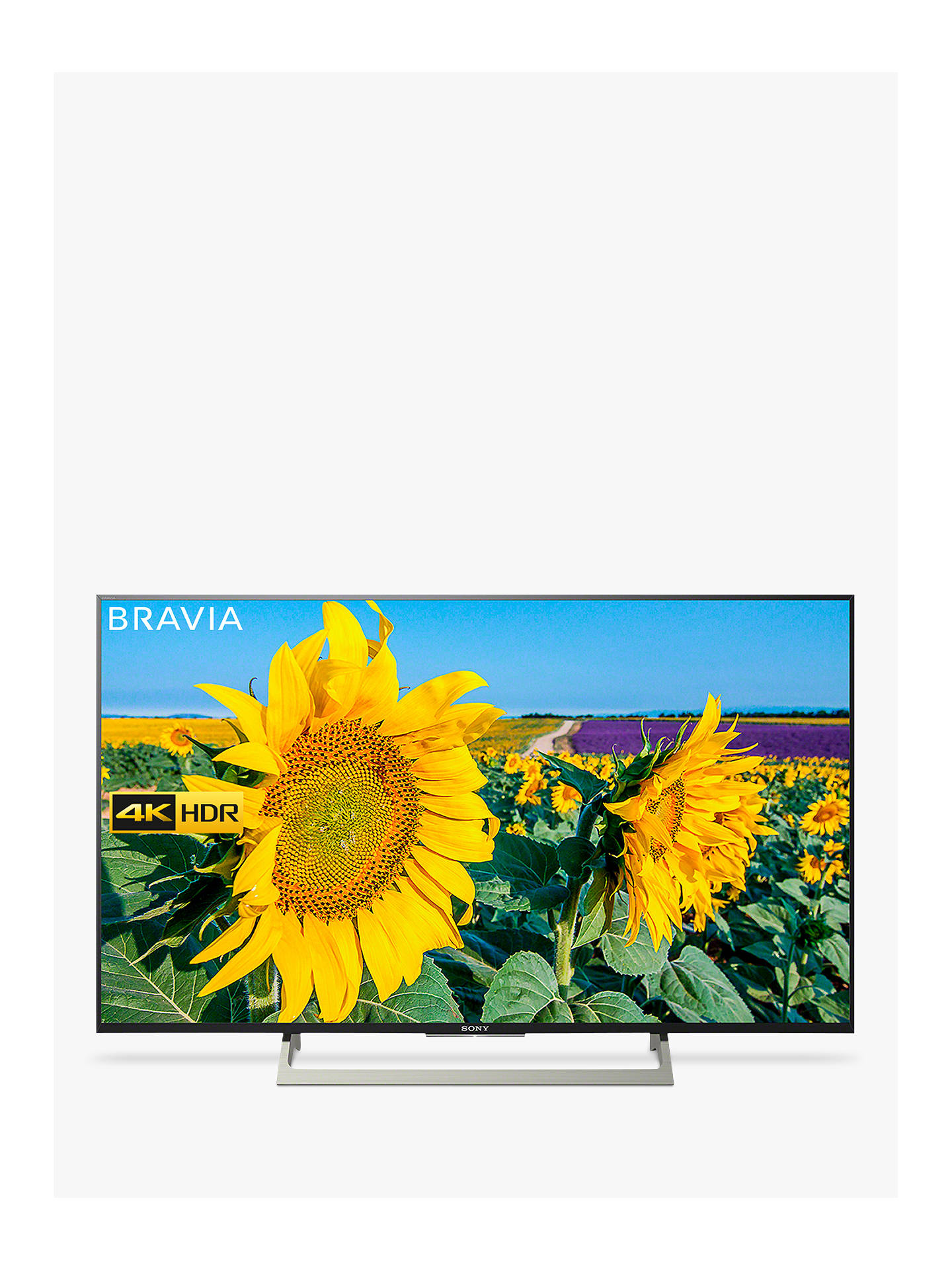 b912943d1 Buy Sony Bravia KD43XF8096 LED HDR 4K Ultra HD Smart Android TV