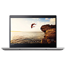 "Buy Lenovo IdeaPad 320s Laptop, Intel Core i5, 8GB, 128GB SSD, 14"", Mineral Grey Online at johnlewis.com"