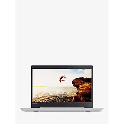 "Image of Lenovo IdeaPad 320S Laptop, Intel Core i3, 4GB, 128GB SSD, 14"", Snow White"