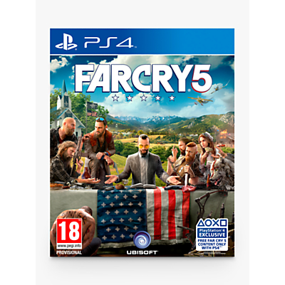 Image of Far Cry 5, PS4