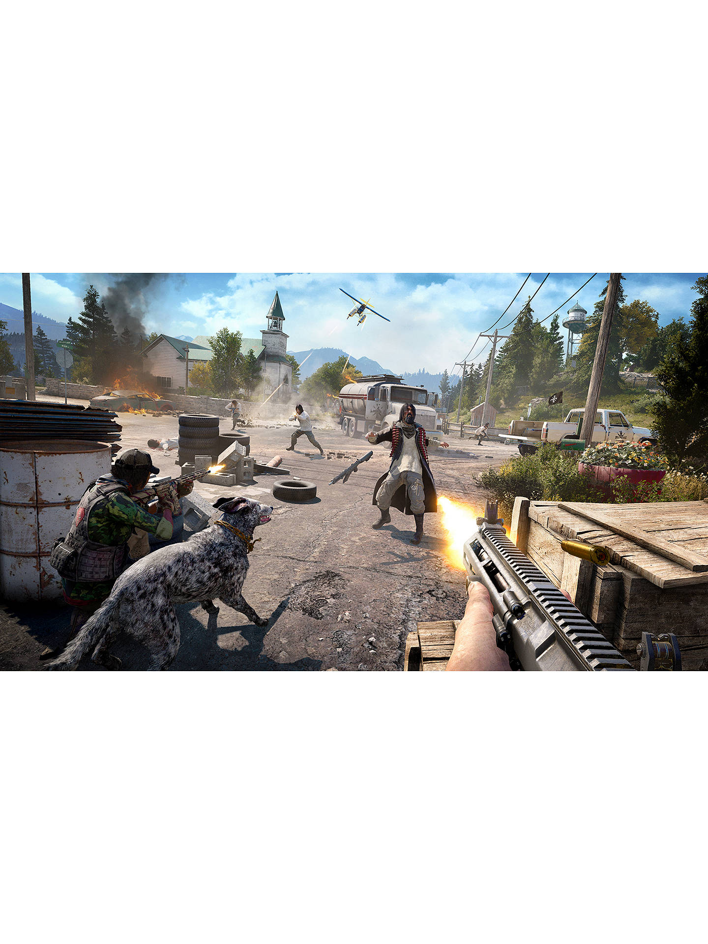 BuyFar Cry 5, PS4 Online at johnlewis.com