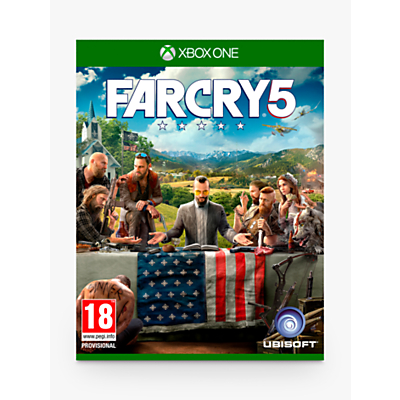 Image of Far Cry 5, Xbox One