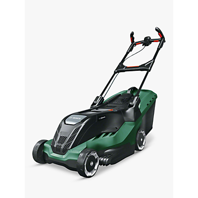 Image of Bosch AdvancedRotak 650 Electric Lawnmower