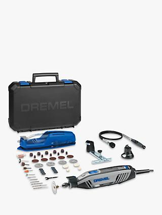 Dremel 4300-3/45 Multi-Tool Kit