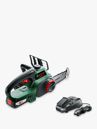 Buy Bosch UniversalChain 18 Chainsaw Online at johnlewis.com