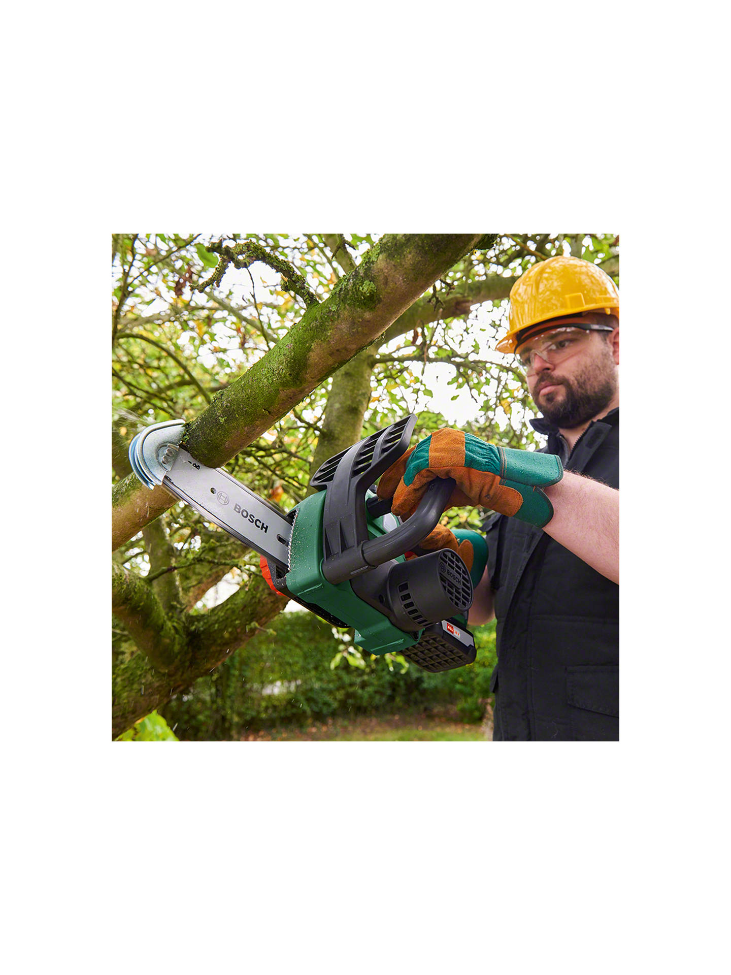 BuyBosch UniversalChain 18 Chainsaw Online at johnlewis.com