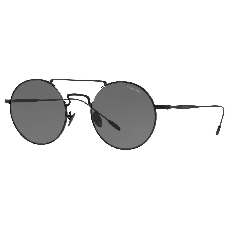 Giorgio Armani Giorgio Armani AR6072 Men's Frames of Life Round Sunglasses