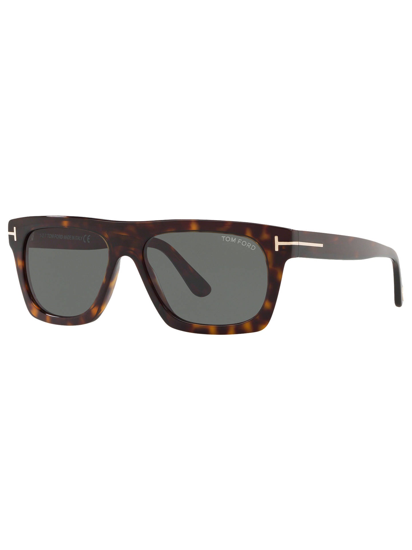abaa1ec6c471 Buy TOM FORD FT0592 Men s Ernesio-02 Square Sunglasses