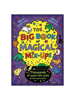 Buy The Big Book of Magical Mix-Ups Children's Book Online at johnlewis.com