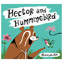 Buy Hector and Hummingboard Children's Book Online at johnlewis.com