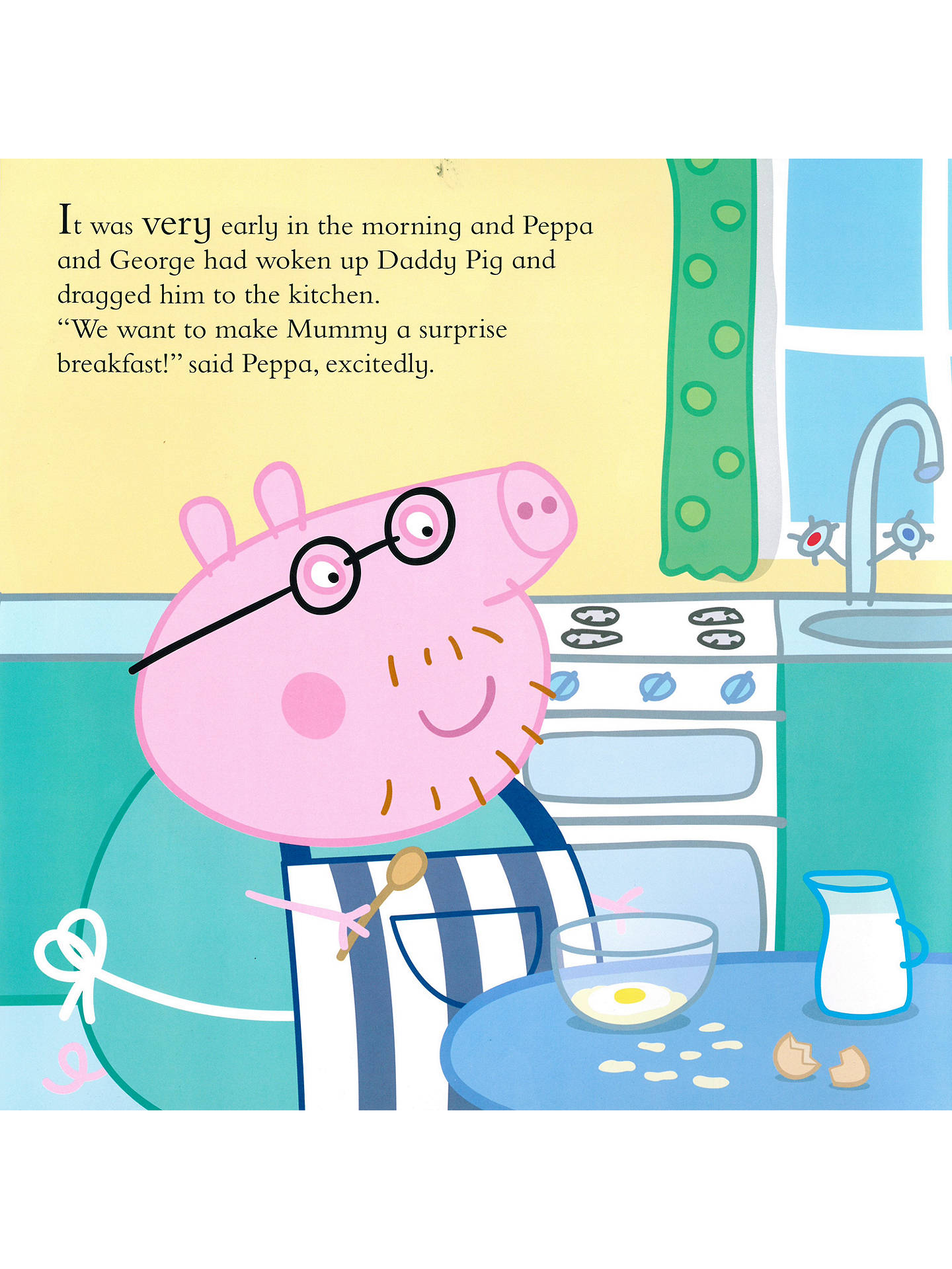 48affaaddff ... Buy Peppa Pig I Love You Mummy Pig Children s Book Online at johnlewis.  ...