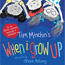 Buy Tim Minchin's When I Grow Up (with CD) Online at johnlewis.com