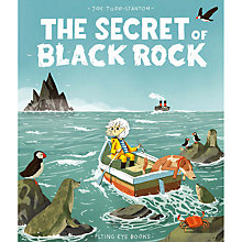 Buy The Secret Of Black Rock Children's Book Online at johnlewis.com