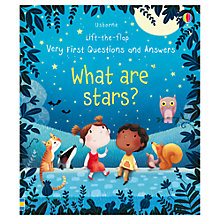 Buy What Are Stars? Children's Board Book Online at johnlewis.com
