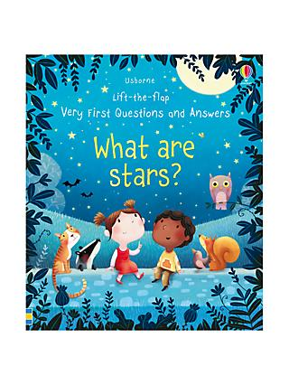 What Are Stars? Children's Board Book