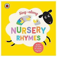 Buy Sing Along Nursery Rhymes Children's Board Book Online at johnlewis.com