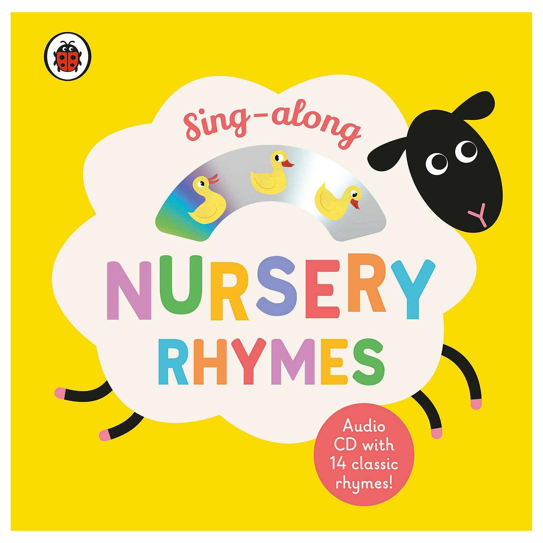 Sing Along Nursery Rhymes Children S Board Book Online At Johnlewis