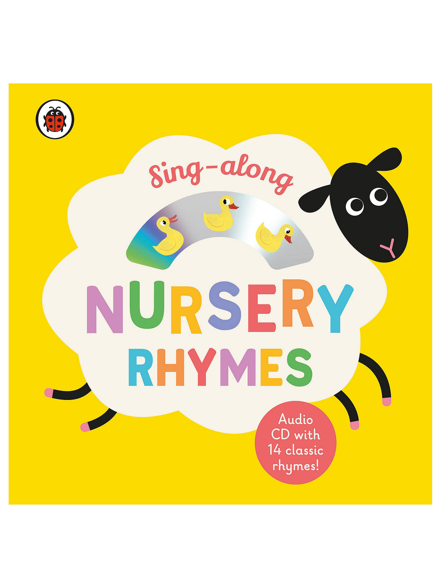 Sing Along Nursery Rhymes Children S Board Book Online At Johnlewis
