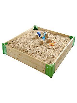 Plum Sandcentre Easy Build Sandpit