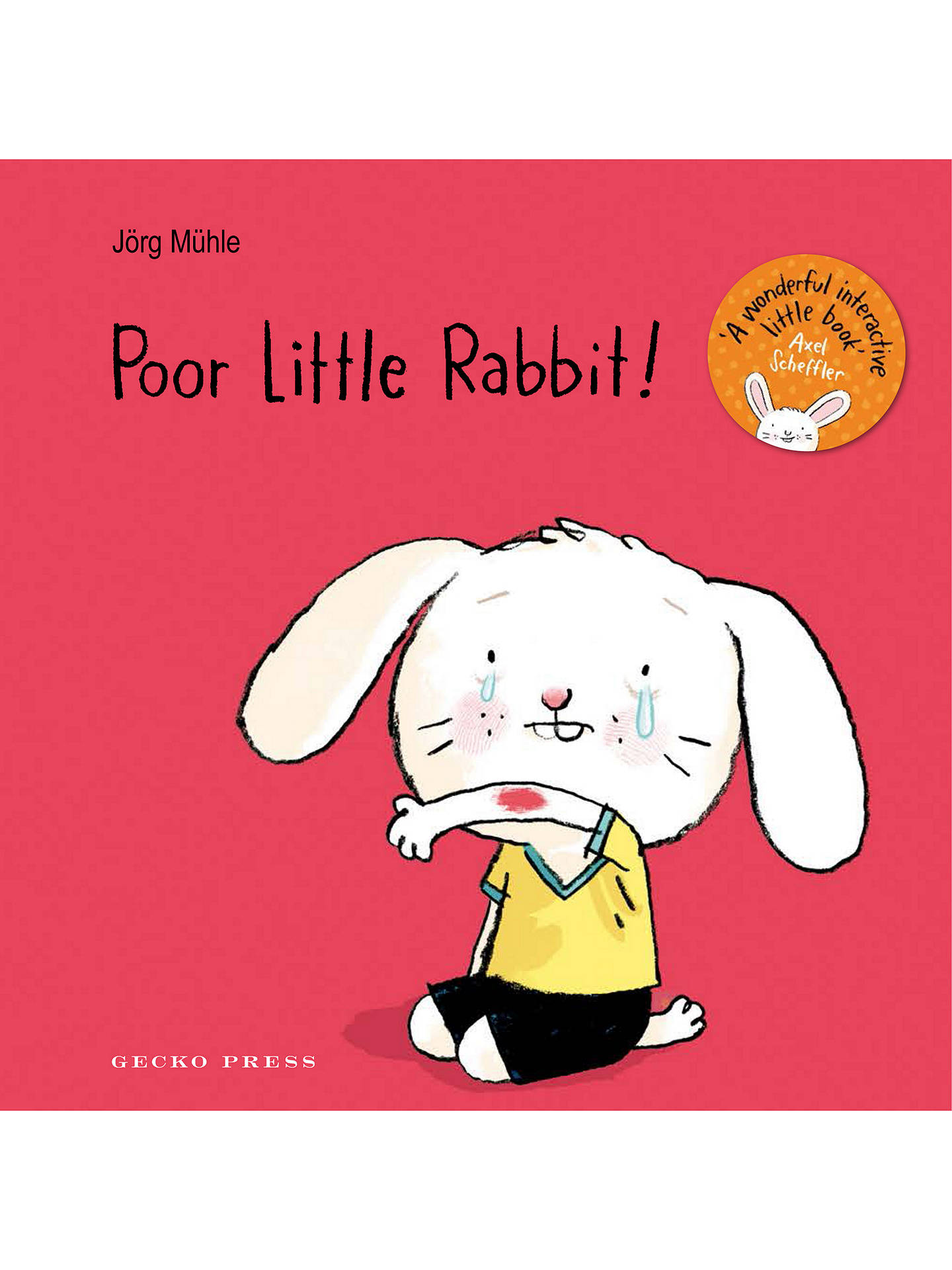 BuyPoor Little Rabbit Children's Book Online at johnlewis.com