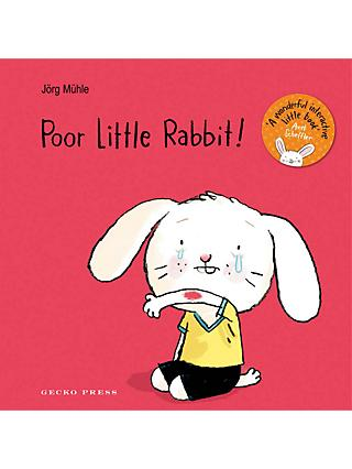 Poor Little Rabbit Children's Book