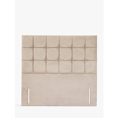 Tempur Holdenby Full Depth Headboard, Double, Ecru