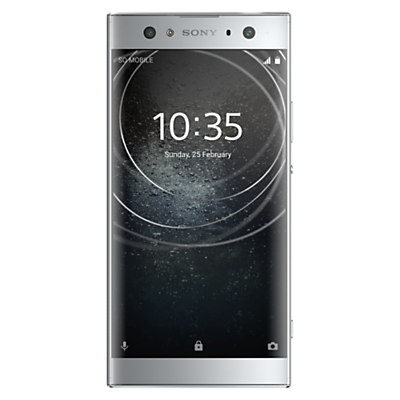 Sony Xperia XA2 Ultra Smartphone, Android, 6, 4G LTE, SIM Free, 32GB