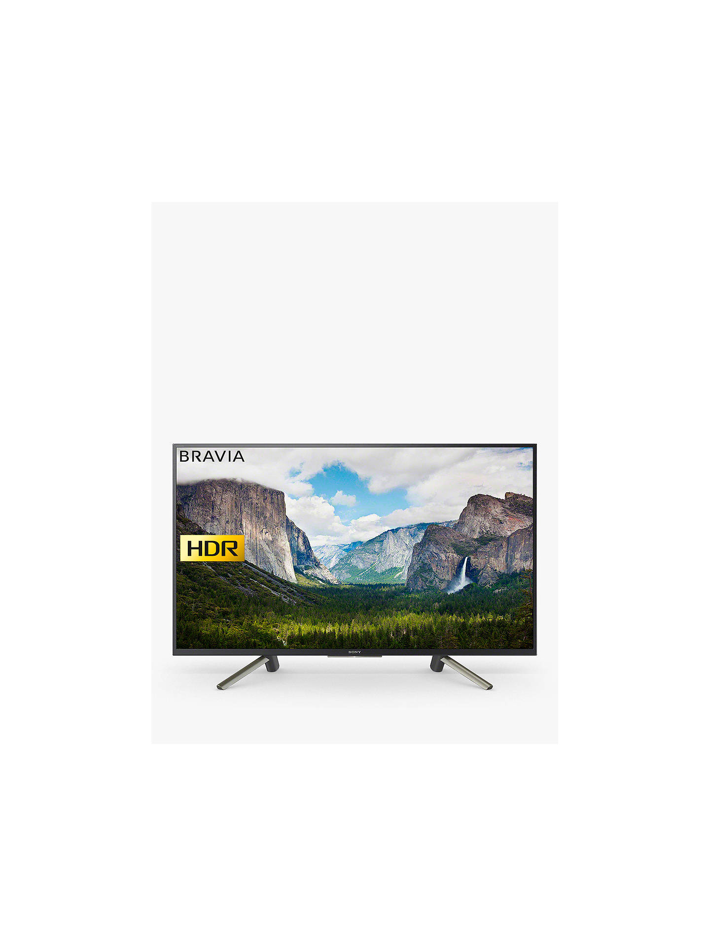 Sony Bravia KDL43WF663 LED HDR Full HD 1080p Smart TV, 43