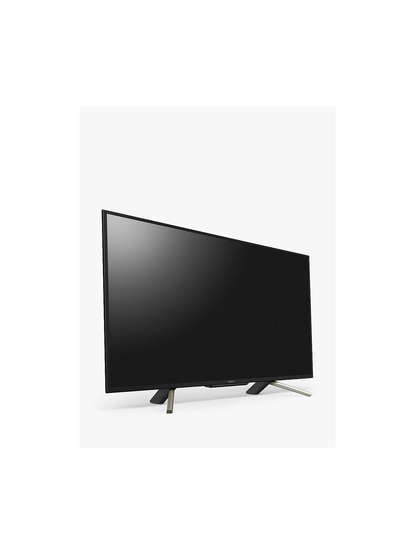 Sony Bravia KDL43WF663 LED HDR Full HD 1080p Smart TV, 43