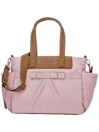 Babymel Cara Changing Bag, Bloom Pink