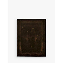 Buy Paperblanks Flexi Moroccan Notebook, Black Online at johnlewis.com
