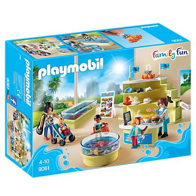 Playmobil Aquarium 9061 Aquarium Shop Set