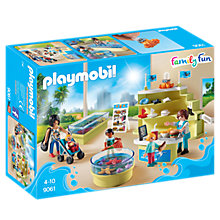 Buy Playmobil Aquarium 9061 Aquarium Shop Set Online at johnlewis.com