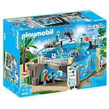 Buy Playmobil Aquarium 9060 Aquarium Play Set Online at johnlewis.com