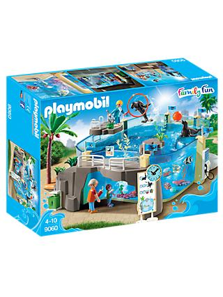 Playmobil Aquarium 9060 Aquarium Play Set