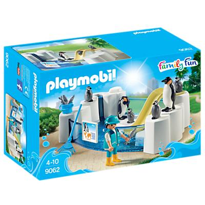 Playmobil Aquarium 9062 Penguin Enclosure Set